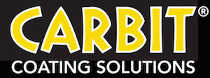 Peelable Spray Booth Coating from Carbicote help prevent the accumulation of paint overspray inside a spray-booth.